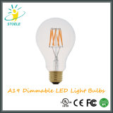 Stoele A19/A60 Edison LED Energieeinsparung der Birnen-4With6With8W
