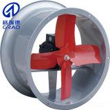 Ventilador montado en la pared industrial de la azotea del ventilador de flujo axial del ventilador del graduado
