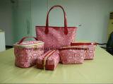 Nuove borse di cuoio stabilite del progettista dell'unità di elaborazione di disegno 5PCS Combos