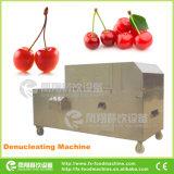 Máquina automática de las picaduras de la cereza del acero inoxidable, máquina de la deshuesadora