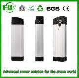 tipo batteria dei pesci d'argento 24V13ah della bici di E con la batteria di litio 18650 in cella di Samsung