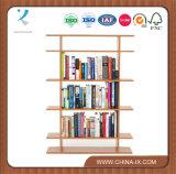 Деревянные полки книги