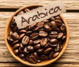 100% natural de cacao Arábica setas café en polvo
