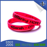 Bracelet neuf de silicones d'élastique de bracelets de type pour le cadeau promotionnel