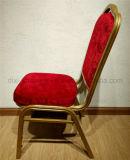 Стул банкета золота мебели Hall банкета оптового случая венчания гостиницы Stackable