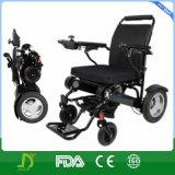 Deficientes motores que usam o preço elétrico da cadeira de rodas da dobradura portátil