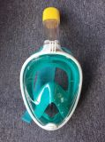 高品質の潜水器具のカスタマイズされたカラーおよびロゴのダイビングマスクのスノーケルマスク