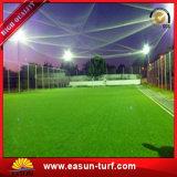 スポーツのフットボール競技場のための中国の最もよい人工的な草の泥炭の芝生の草