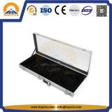 아크릴 덮개 (HT-5215)를 가진 알루미늄 전송 기타 상자