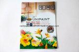 Carte décorative faite sur commande de couleur de système Pantone de peinture de mur