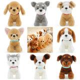Giocattolo del cane della peluche, giocattoli su ordinazione della peluche