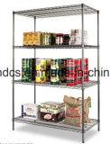 Reihe-justierbares Metallmaterielle europäische Supermarkt-Zahnstange NSF-4, 16 Jahre Fabrik-