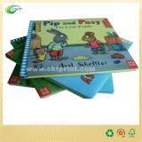 堅いカバー(CKT-BK-327)が付いている多彩な児童図書