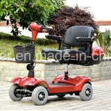コンパクトな電気スクーターによって禁止状態にされる移動性のスクーター