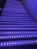 luz de lavagem do diodo emissor de luz da iluminação RGBW 4in1 do estágio 36*3W
