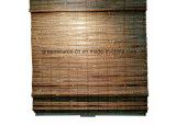 Cortinas romanas de bambu sem corda