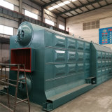 Промышленной боилер горячей воды Двойн-Барабанчика Szl5.6-1.0MPa горизонтальной ый биомассой