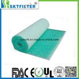 Ткани стеклоткани воздушного фильтра подгоняют размер и форму