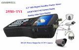 "4.3 ""Prise en charge du Finder Satellite par Handheld Support Appareil photo CCTV Ahd + Tvi + Cvi"