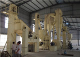 Обрабатывающее оборудование минерального порошка штуфа, машина вибрации меля