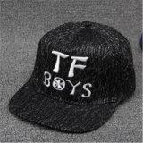 Scrivere tra riga e riga fusibile tessuto alta qualità per Caps&Hats