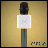 Drahtloses Mikrofon HandBluetooth Mikrofon und Lautsprecher des Karaoke-Q7 für Smartphone