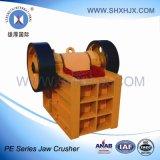 Triturador de maxila conveniente do minério da mineração da instalação da operação fácil