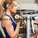 Los auriculares estéreos magnéticos de Earbuds de la radio 4.1, aseguran el ajuste para los deportes con el Mic incorporado