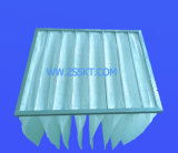 Цветастый фильтр мешка алюминия