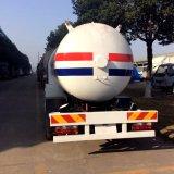 유조 트럭을 다시 채우는 5cbm LPG 가스