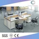 Sitio de trabajo modular de los asientos del escritorio de oficina de personal 2