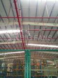 AC de Grote Industriële Hoge Ventilatie Met geringe geluidssterkte Fan7.4m/24.3FT van het Volume van de Lucht