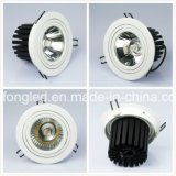 Diodo emissor de luz Downlight da ESPIGA do entalhe 25W de Downlight CRI90 140mm do poder superior com Ce RoHS