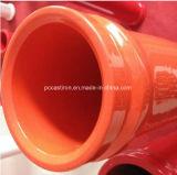 Pompe concrète de constructeur OEM d'usine de la Chine réduisant la pipe