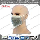 masque protecteur non tissé actif d'Earloop de respirateur du carbone 4ply