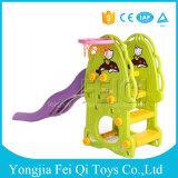 عمليّة بيع حارّ [فيف-ين-ون] منزلق بلاستيكيّة صغيرة لأنّ روضة الأطفال
