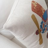 Coperchi di tela del cuscino di manovella del cotone poco costoso del fornitore
