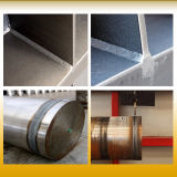 Filtre-presse hydraulique d'eaux d'égout de plaque de chambre de changement de vitesses automatique de plaque
