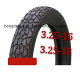 Hochleistungs--Motorrad-Gummireifen/Motorrad-Reifen 3.25-16
