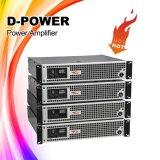 D力シリーズ2チャネルの可聴周波電力増幅器