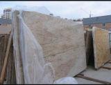 Crema Valentino Inidiaの花こう岩の平板の石の平板
