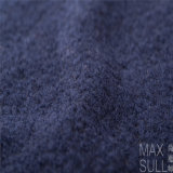 Tessuto poliestere/delle lane con buona elasticità per l'autunno in blu marino