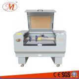 Piccola taglierina del laser con doppio risparmio di temi (JM-640T)