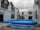 Piscina gonfiabile gigante, raggruppamento di acqua con il prezzo poco costoso