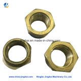 Customed No Standard ou Standard Hex Copper Nut pour l'équipement de conditionnement d'air