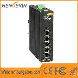 5 기가비트 운반 10gbps 산업 이더네트 네트워크 스위치