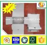 280g weißer überzogener China Duplexvorstand mit Grau-Rückseiten-Fertigung