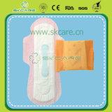 Las servilletas sanitarias de señora Non-Woven Soft Dry secan la pista sanitaria superficial en balas