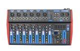 可聴周波混合コンソール8チャネルの音声のミキサー