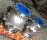El estruendo ensanchó la vávula de bola motorizada 2-PC Dn200 Pn16